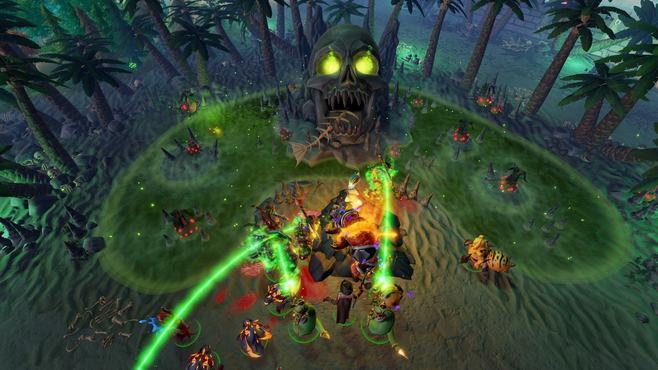 Dungeons 3: Evil of the Caribbean Screenshot 1