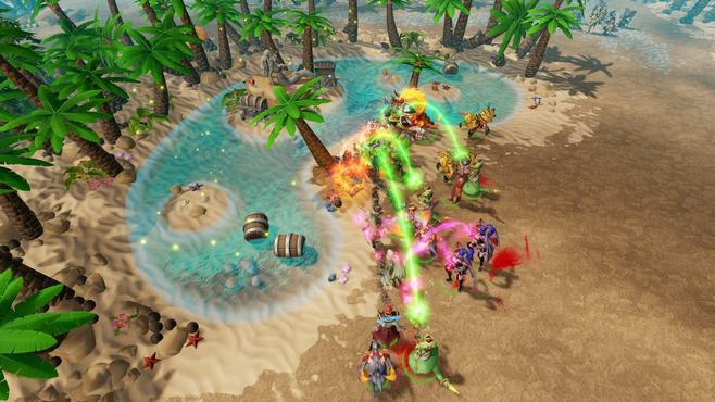 Dungeons 3: Evil of the Caribbean Screenshot 2