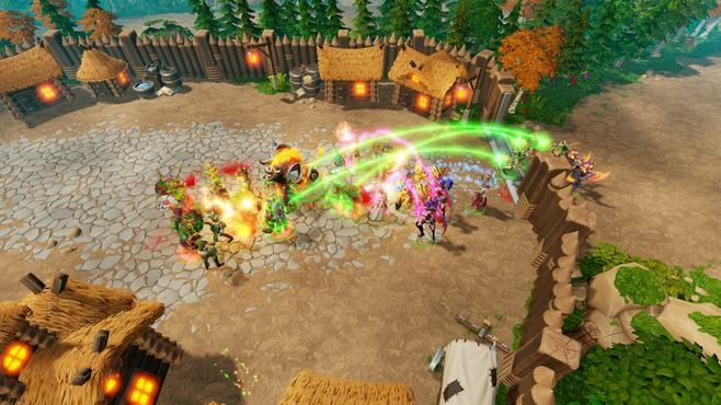 Dungeons 3: Evil of the Caribbean Screenshot 3