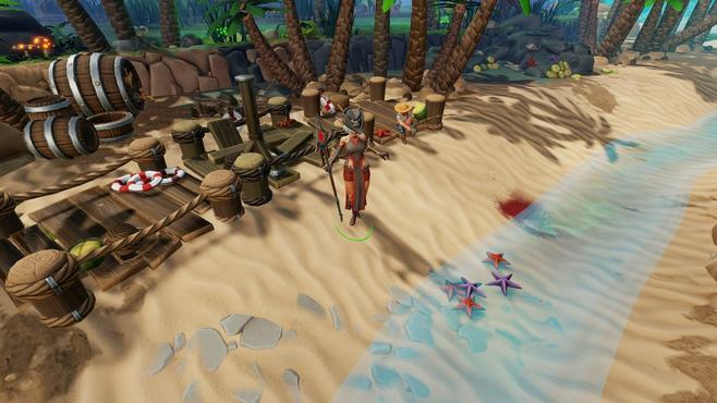 Dungeons 3: Evil of the Caribbean Screenshot 5