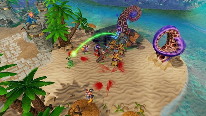 Dungeons 3: Evil of the Caribbean Screenshot 7