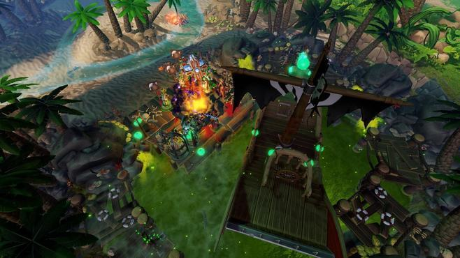 Dungeons 3: Evil of the Caribbean Screenshot 8