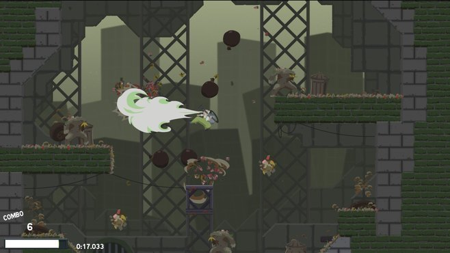 Dustforce Screenshot 2