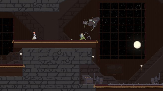 Dustforce Screenshot 3