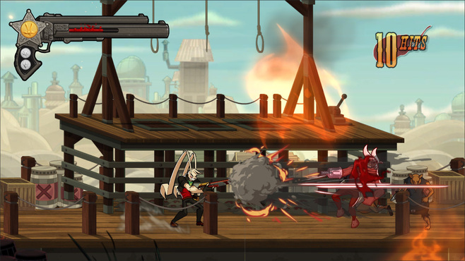 Dusty Revenge Screenshot 2