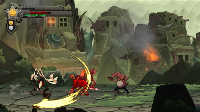Dusty Revenge Screenshot 3