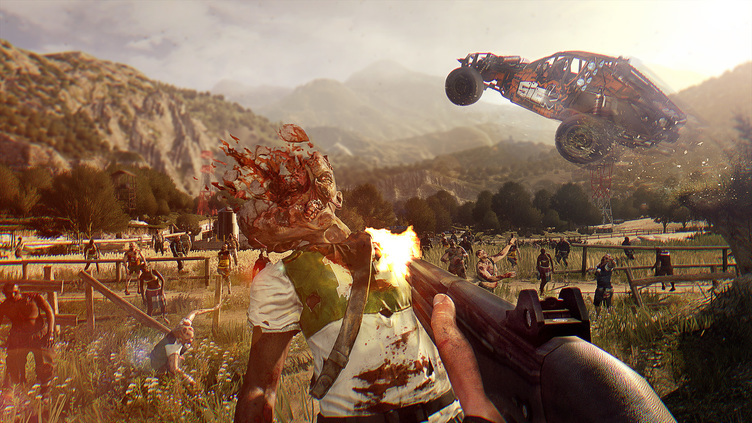 Dying Light: The Following Screenshot 1