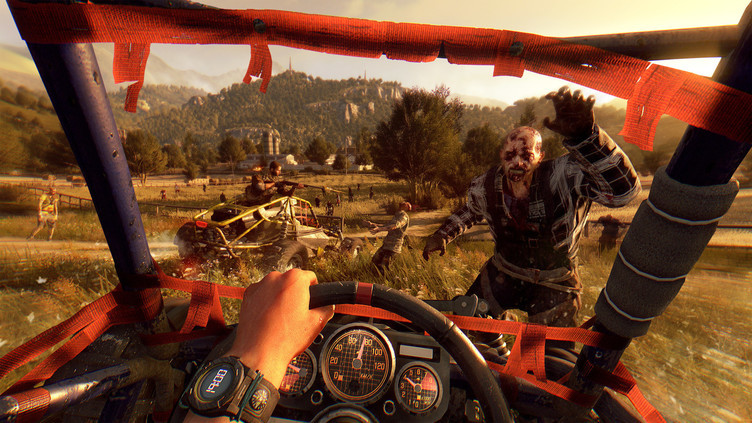 Dying Light: The Following Screenshot 2
