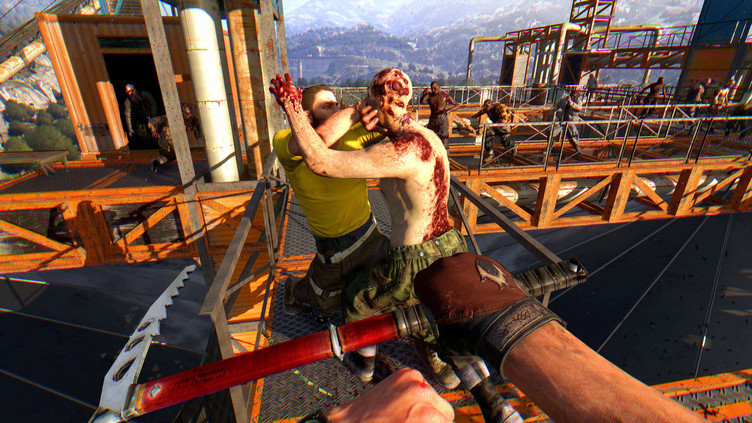 Dying Light: The Following Screenshot 5