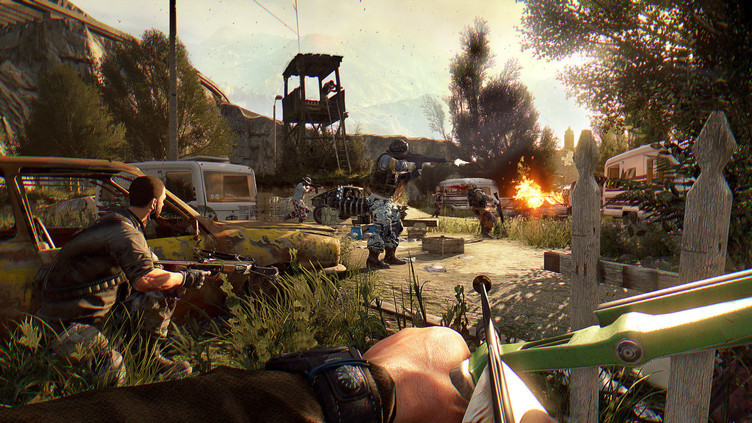 Dying Light: The Following Screenshot 6