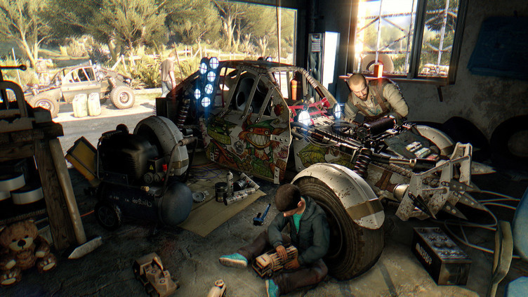 Dying Light: The Following Screenshot 8