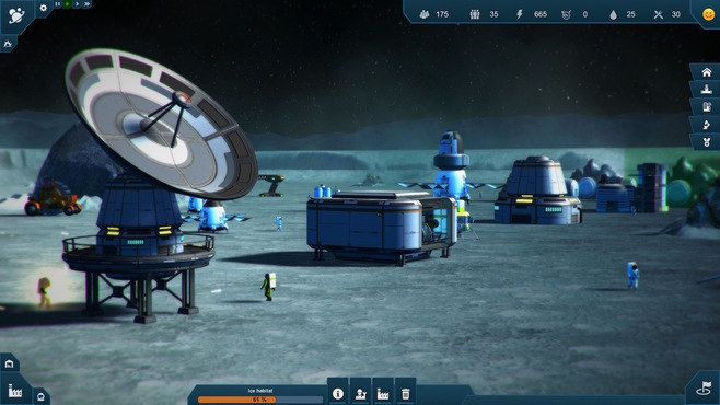 Earth Space Colonies Screenshot 4