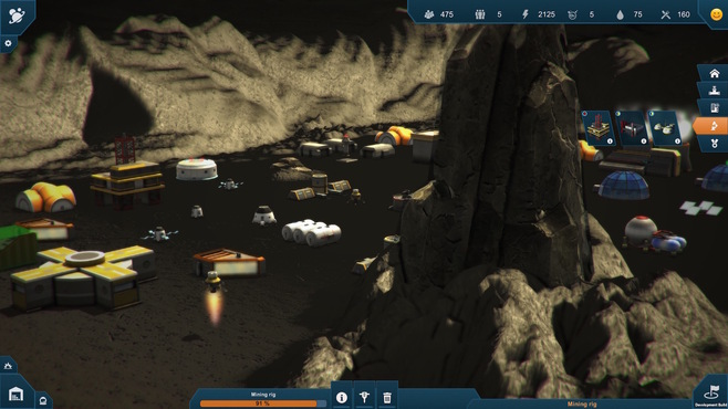 Earth Space Colonies Screenshot 5