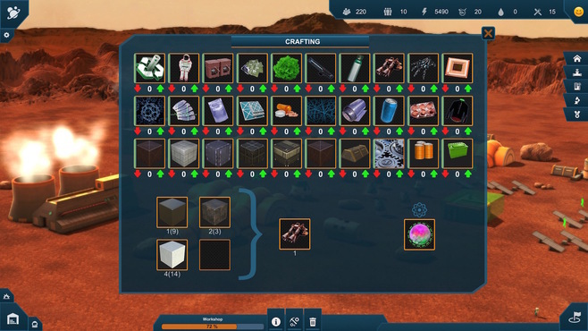 Earth Space Colonies Screenshot 6