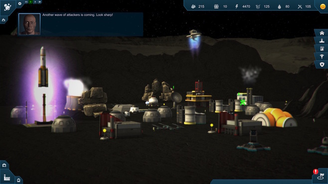 Earth Space Colonies Screenshot 7