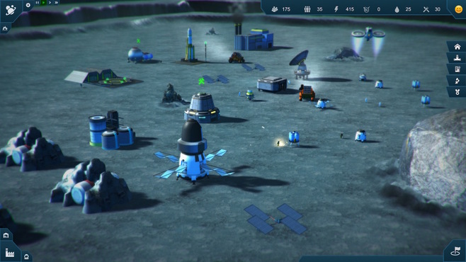 Earth Space Colonies Screenshot 8
