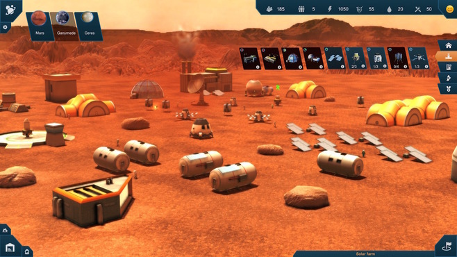 Earth Space Colonies Screenshot 9