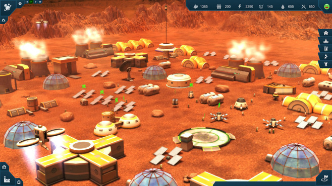 Earth Space Colonies Screenshot 10