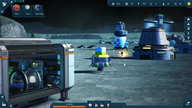 Earth Space Colonies Screenshot 11
