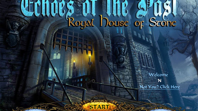 Echoes of the Past: Royal House of Stone Screenshot 11