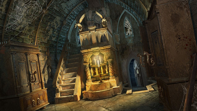 Echoes of the Past:  The Castle of Shadows Collector's Edition Screenshot 2