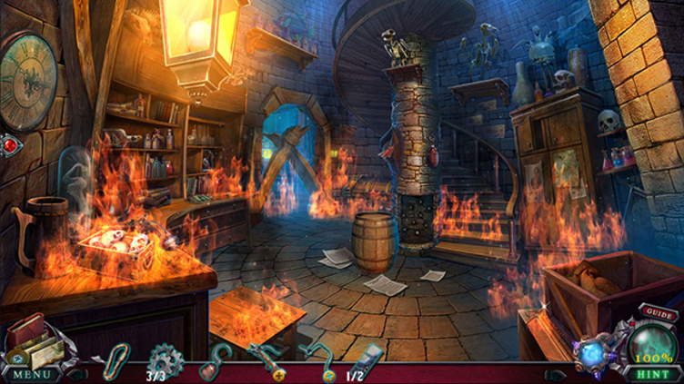 Edge of Reality: Mark of Fate Collector's Edition Screenshot 3