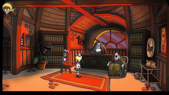 Edna & Harvey: Harvey's New Eyes Screenshot 7