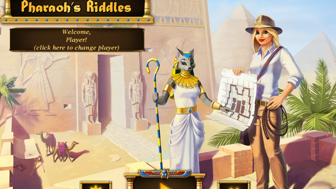 Egypt Picross Pharaohs Riddles Screenshot 1