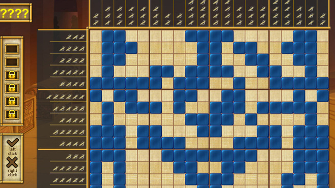 Egypt Picross Pharaohs Riddles Screenshot 2