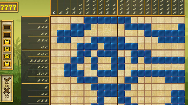 Egypt Picross Pharaohs Riddles Screenshot 4