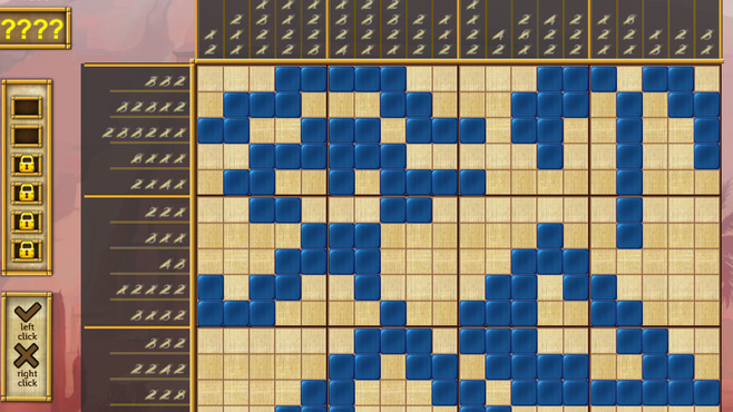 Egypt Picross Pharaohs Riddles Screenshot 7
