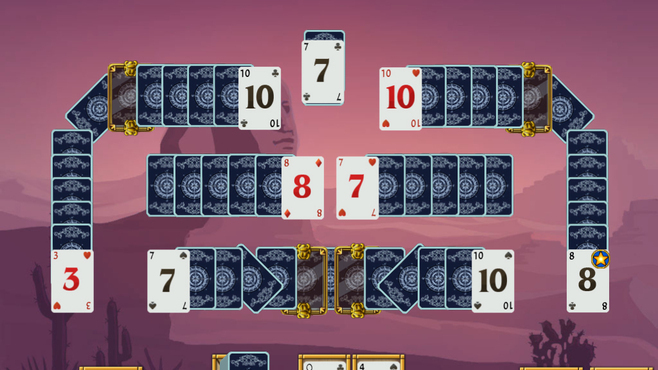 Egypt Solitaire Match 2 Cards Screenshot 3