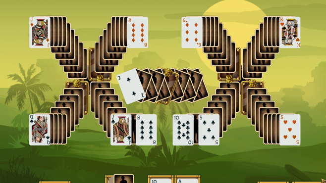 Egypt Solitaire Match 2 Cards Screenshot 4