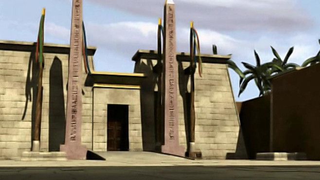 Egypt The Heliopolis Prophecy Screenshot 2