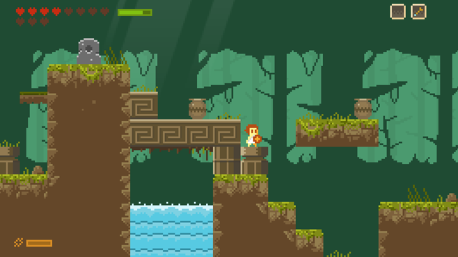 Elliot Quest Screenshot 1