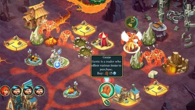 Elven Legend 4: The Incredible Journey Collector's Edition Screenshot 3