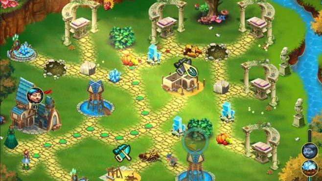 Elven Legend 5: The Fateful Tournament Collector's Edition Screenshot 2