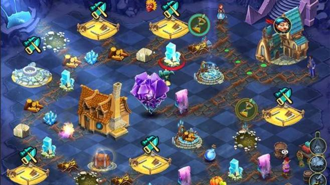 Elven Legend 5: The Fateful Tournament Collector's Edition Screenshot 3