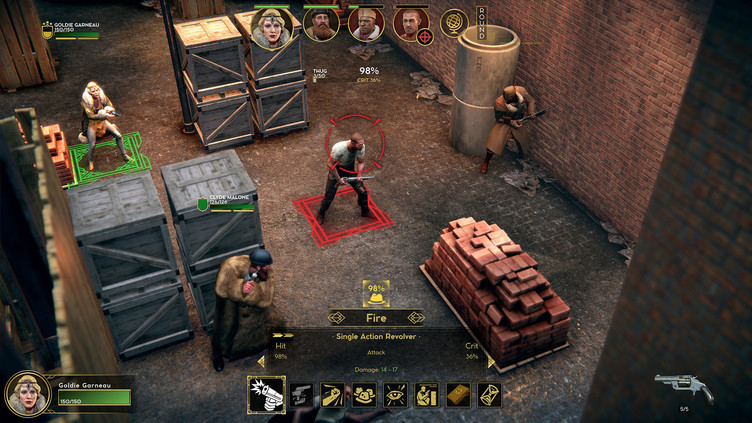 Empire of Sin: Deluxe Edition Screenshot 7