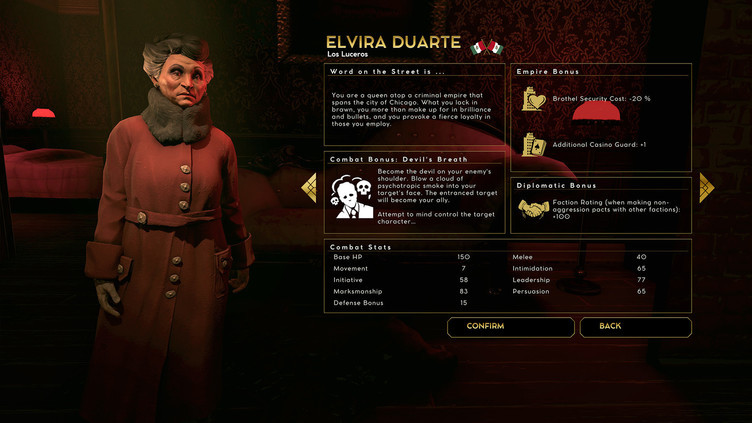 Empire of Sin: Deluxe Edition Screenshot 10