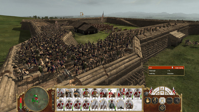 Empire: Total War™ - Gold Edition Screenshot 2