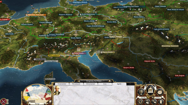 Empire: Total War™ - Gold Edition Screenshot 3