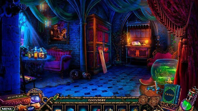 Enchanted Kingdom: A Dark Seed Collector's Edition Screenshot 3