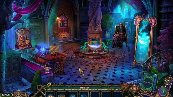 Enchanted Kingdom: A Dark Seed Collector's Edition Screenshot 7