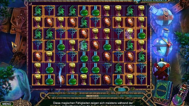 Enchanted Kingdom: A Dark Seed Collector's Edition Screenshot 9