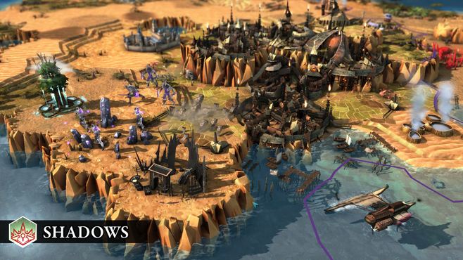 Endless Legend - Shadows DLC Screenshot 3