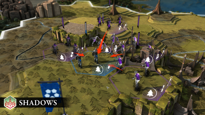 Endless Legend - Shadows DLC Screenshot 2