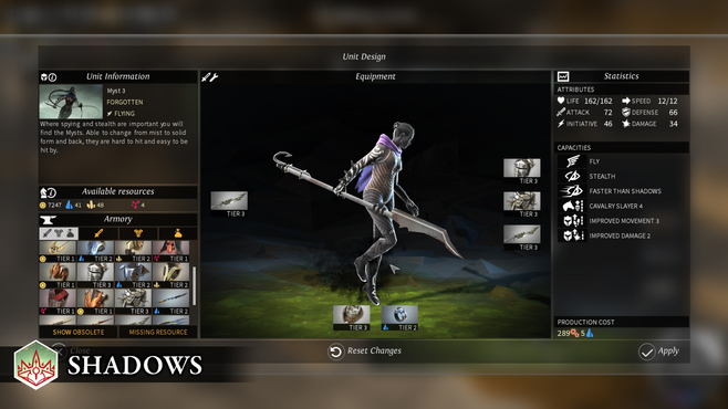 Endless Legend - Shadows DLC Screenshot 5