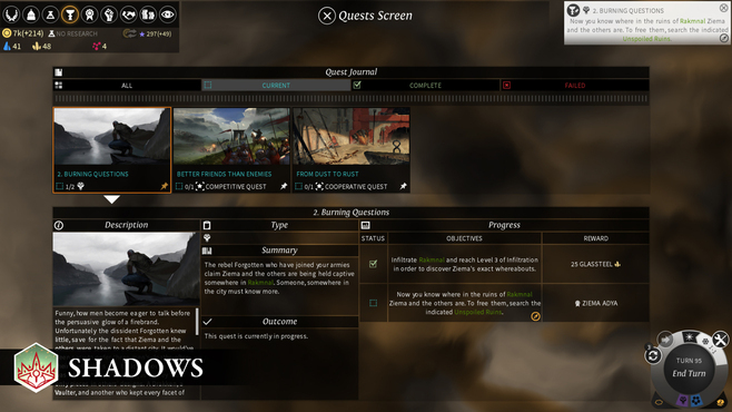 Endless Legend - Shadows DLC Screenshot 6