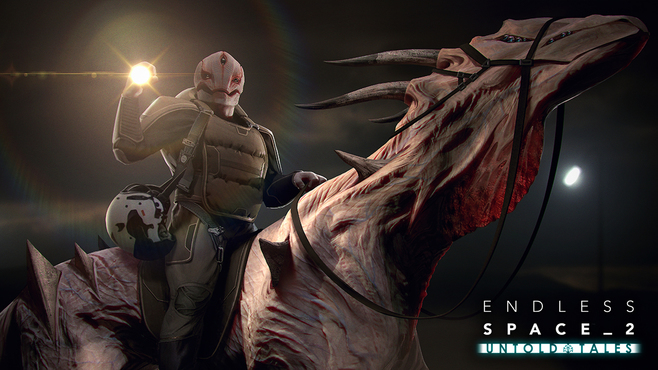 Endless Space 2 - Untold Tales Screenshot 4